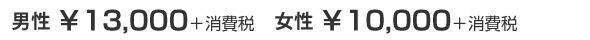 ⽉会費(活動⽉のみ)